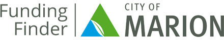 City of Marion Funding Finder Logo
